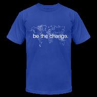 T-Shirts ~ Men's T-Shirt by American Apparel ~ MEN'S SLIM FIT TEE