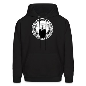 We Are Anonymous - MEN - Men's Hoodie
