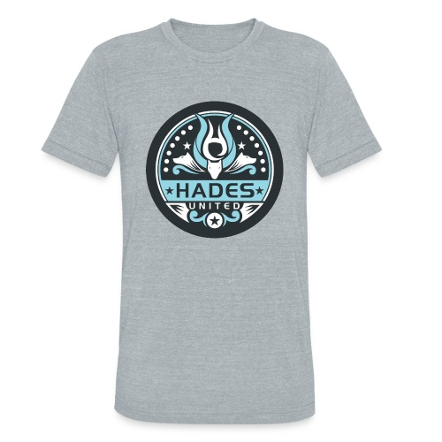 May block one's vision when placed in front of eyes. - Unisex Tri-Blend T-Shirt