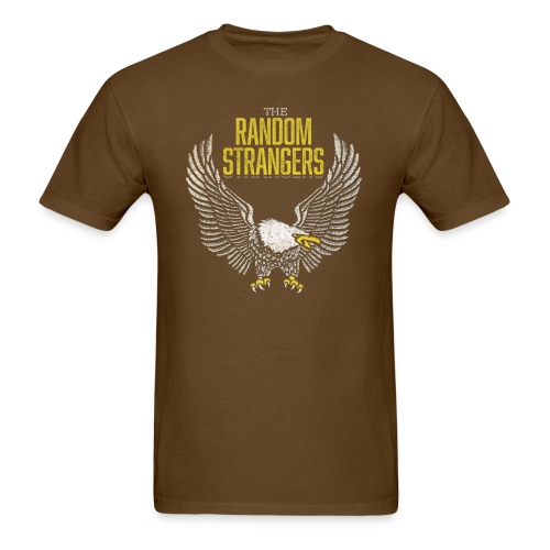 Random Strangers Eagle T-Shirt - Men's T-Shirt