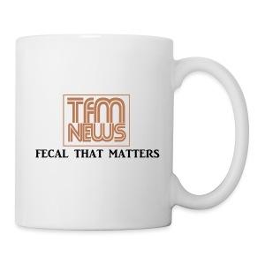 TFM News Mug - Coffee/Tea Mug