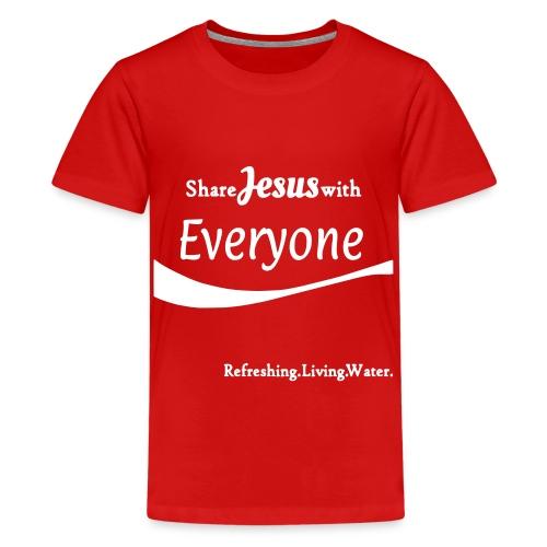 Share Jesus! - Kids' Premium T-Shirt