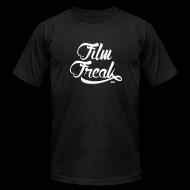 T-Shirts ~ Men's T-Shirt by American Apparel ~ Film Freak Premium 100% cotton