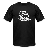 T-Shirts ~ Men's T-Shirt by American Apparel ~ Film Freak Premium 100% cotton