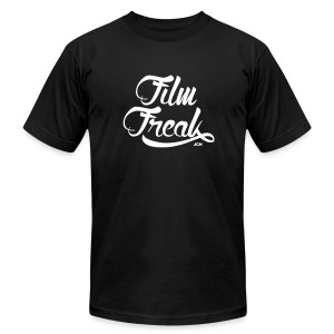 Film Freak Premium 100% cotton - Men's T-Shirt by American Apparel