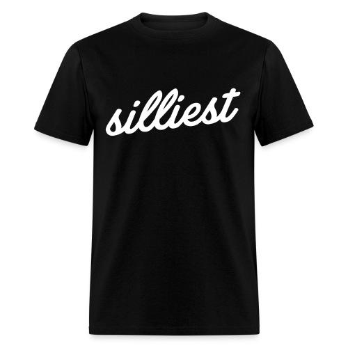 siliest T white - Men's T-Shirt
