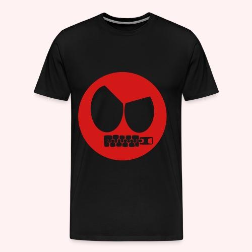 COOL ZIP - Men's Premium T-Shirt