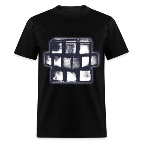 Grunge Cube Men's T-Shirt - Men's T-Shirt