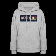 Hoodies ~ Women's Hooded Sweatshirt ~ Durand MI