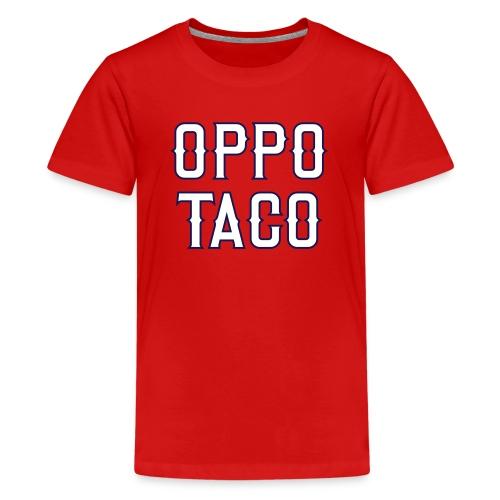 Oppo Taco (Los Angeles) - Kids' Premium T-Shirt
