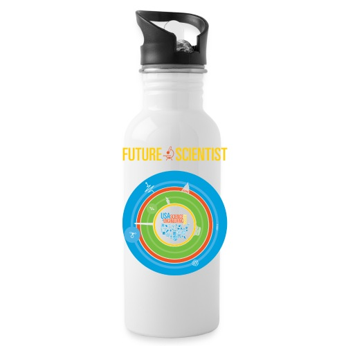 Future Scientist Water Bottle - Water Bottle