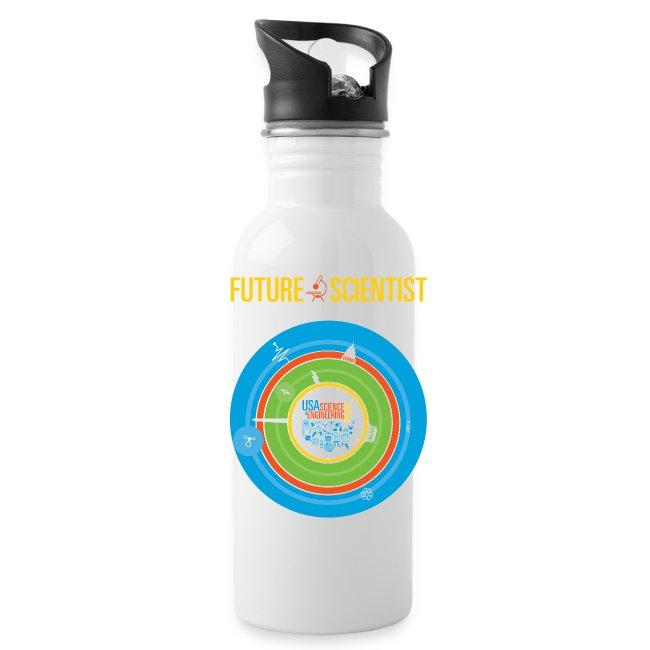 Future Scientist Water Bottle