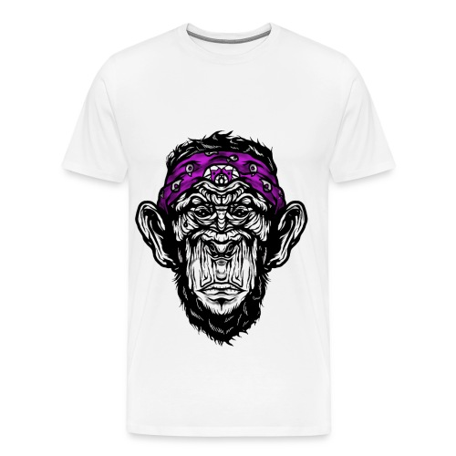 Cholo Chimp - Men's Premium T-Shirt