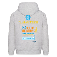 Hoodies ~ Men's Hoodie ~ Men's I am an Engineer Hoodie  (Front and Back Design)