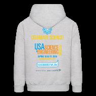 Hoodies ~ Men's Hoodie ~ Men's I am an Engineer Hoodie  (Front and Back Design)