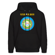 Hoodies ~ Men's Hoodie ~ Men's Future Engineer Hoodie (Front and Back Design)