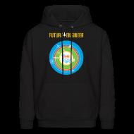 Hoodies ~ Men's Hoodie ~ Men's Future Engineer Hoodie (Front and Back Design)