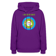 Hoodies ~ Women's Hoodie ~ Women's  I am an Engineer Hoodie (Front and Back Design)