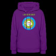 Hoodies ~ Women's Hoodie ~ Women's  I am an Engineer Hoodie (Front and Back Design)