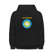 Sweatshirts ~ Kids' Hoodie ~ Kid's Future Engineer Hoodie (Front and Back Design)