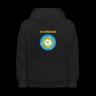 Sweatshirts ~ Kids' Hoodie ~ Kid's Future Engineer Hoodie (Front and Back Design)