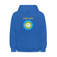 Sweatshirts ~ Kids' Hoodie ~ Kid's Future Scientist Hoodie (Front and Back Design)