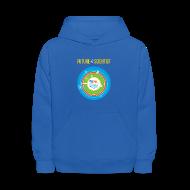 Sweatshirts ~ Kids' Hoodie ~ Kid's Future Scientist Hoodie (Front and Back Design)