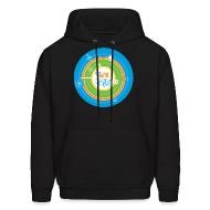 Hoodies ~ Men's Hoodie ~ Men's Festival Hoodie (Front and Back Design)