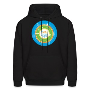 Men's Festival Hoodie (Front and Back Design) - Men's Hoodie