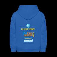 Sweatshirts ~ Kids' Hoodie ~ Kid's Festival Hoodie (Front and Back Design)