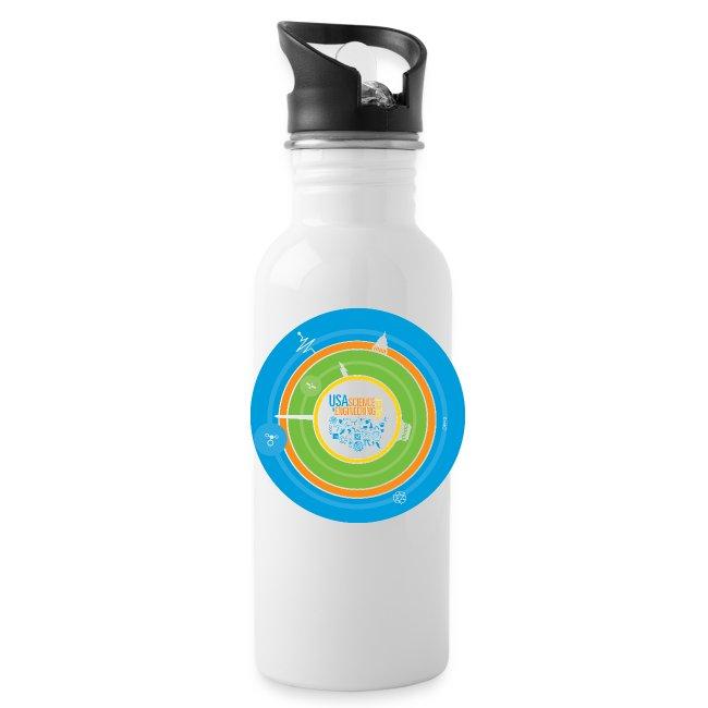 Festival Water Bottle
