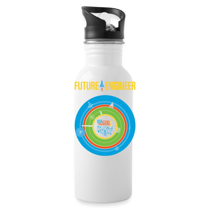 Future Engineer Water Bottle - Water Bottle