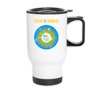 Mugs & Drinkware ~ Travel Mug ~ Future Engineer Travel Mug