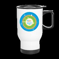 Mugs & Drinkware ~ Travel Mug ~ Festival Travel Mug