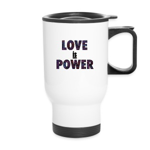 Travel Mug - Wear it with pride &show your #positive #lifestyle