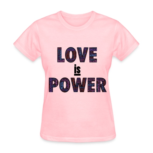 Women's T-Shirt - Wear it with pride &show your #positive #lifestyle