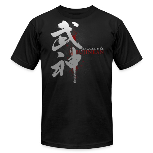 Bujinkan Pensacola - Men's Fine Jersey T-Shirt