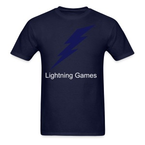 Lightning Games Men's T-Shirt - Men's T-Shirt