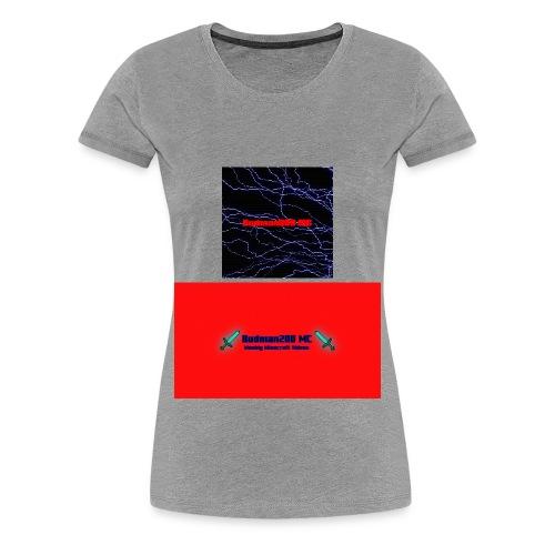 Budman200 MC Womens T-Shirt - Women's Premium T-Shirt
