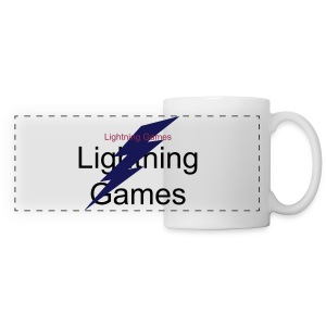 Lightning Games Mug - Panoramic Mug