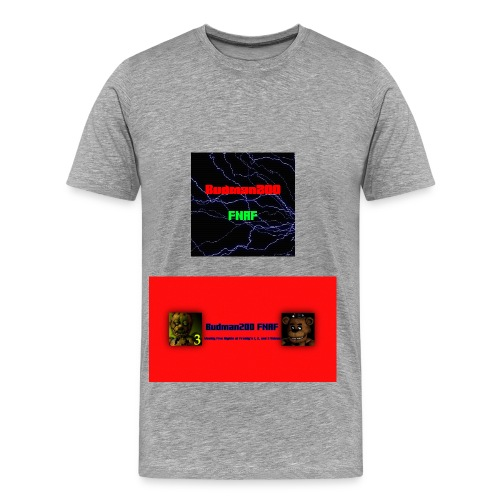 Budman200 FNAF Mens T-Shirt - Men's Premium T-Shirt
