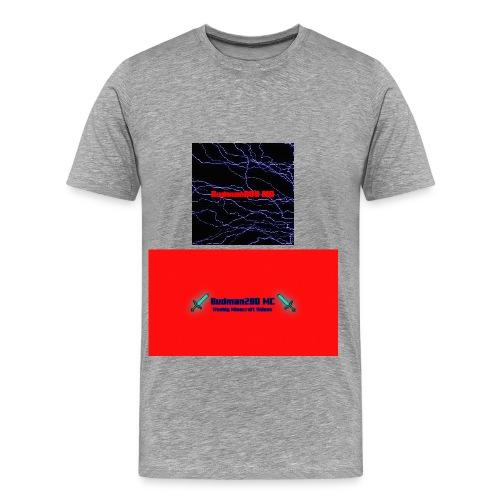 Budman200 MC Mens T-Shirt - Men's Premium T-Shirt