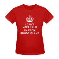 T-Shirts ~ Women's T-Shirt ~ Can't Keep Calm (Women's)