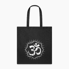 Vintage Om Symbol T-Shirt Bags & backpacks