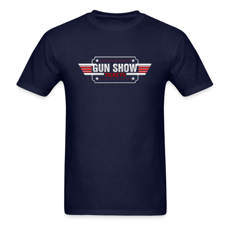 Gun Show Tickets - Men's T-Shirt