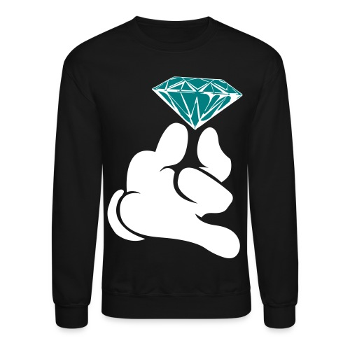 Mickey Dmnd Crew  - Crewneck Sweatshirt