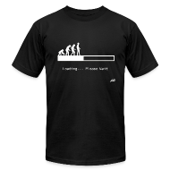 T-Shirts ~ Men's T-Shirt by American Apparel ~ Loading...