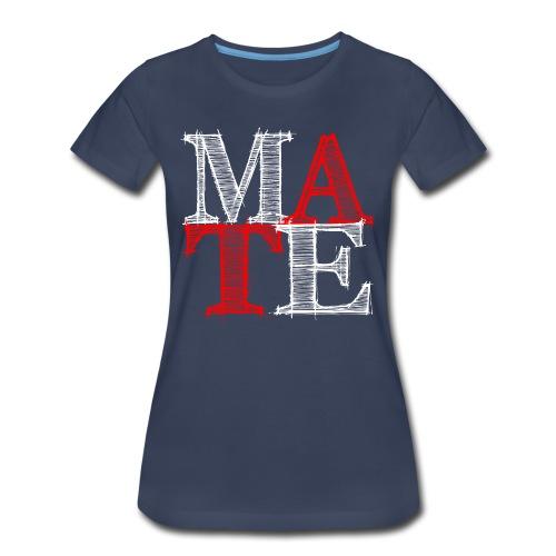 I_love_my_crazy_boyfriend - Women's Premium T-Shirt