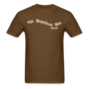 Magnificent Mile Chicago - Men's T-Shirt