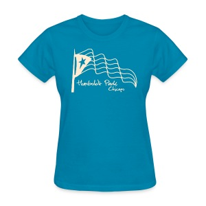 Humboldt Park Chicago - Women's T-Shirt